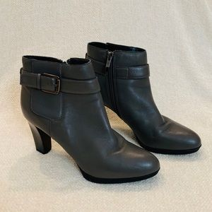 Franco Sartro ankle boots